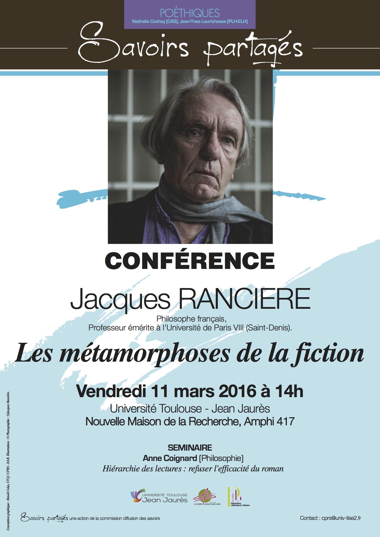 Poe?thiques se?minaire Affiche Jacques Rancie?re.jpg