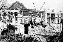 Rhodes Memorial, 1906
